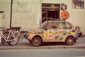 Peace'n'car by LuciusThePope