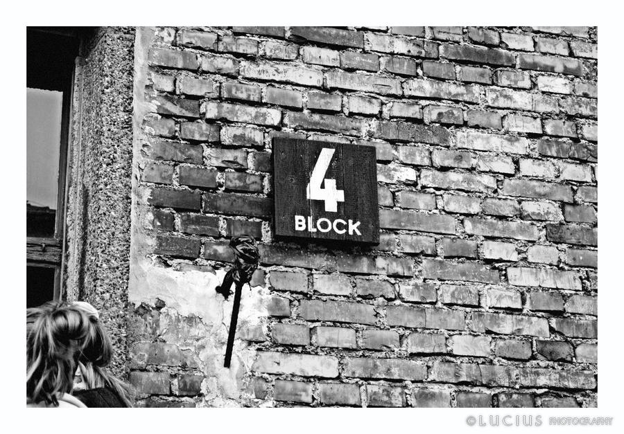 Block no. 4 (black and white) by LuciusThePope