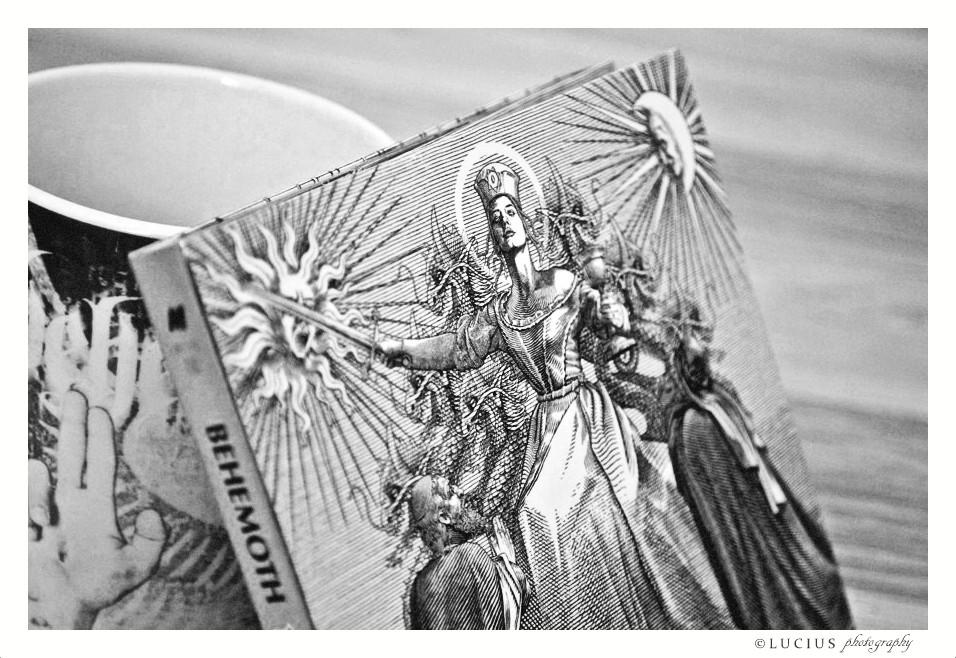Behemoth's Evangelion by LuciusThePope