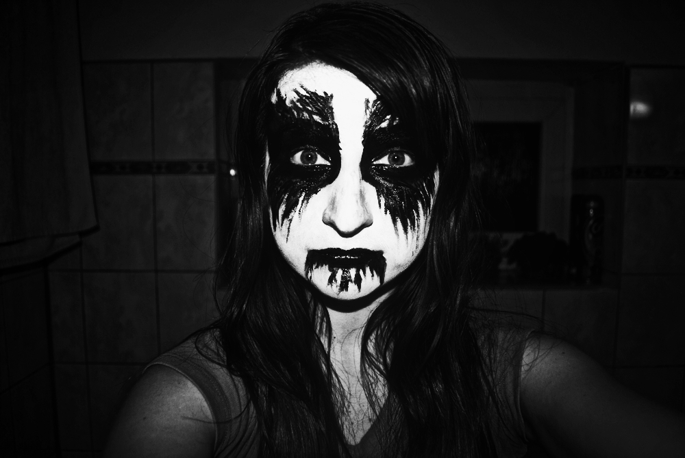 Corpsepaint II. by LuciusThePope
