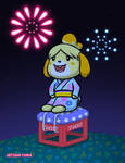 Summer Festival Isabelle