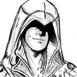 Ezio Auditore by Paky88