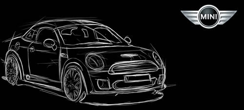 mini Coupe work in progress by Paky88