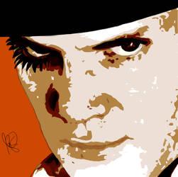 Alex Delarge Clockwork Orange by Paky88