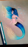 Bubbles .:Mermay:. by RyuuNutella