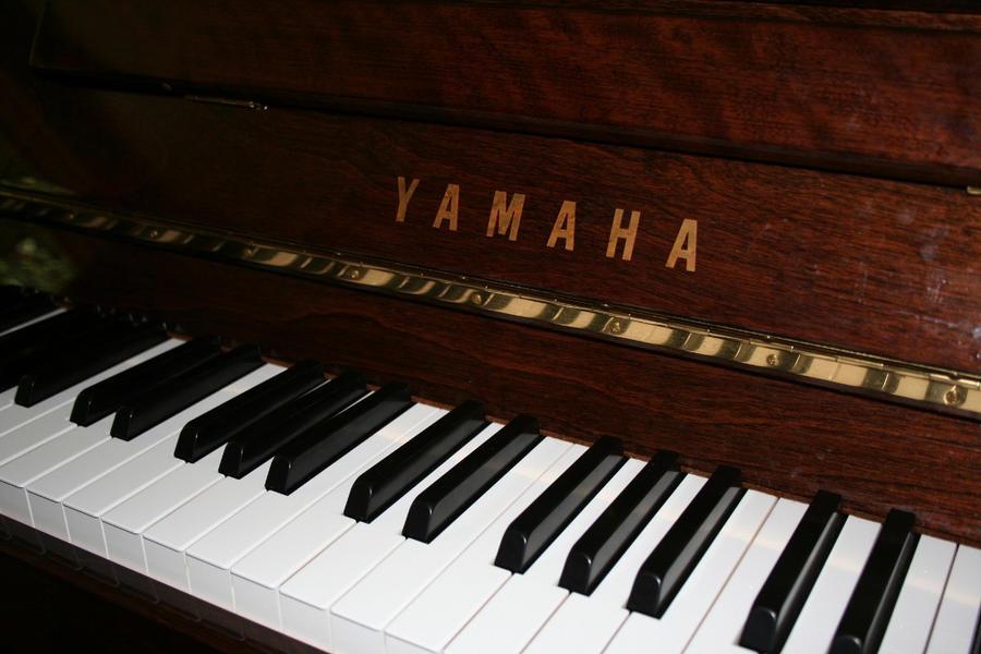 Yamaha piano by sj hael92 on deviantart for Yamaha piano los angeles
