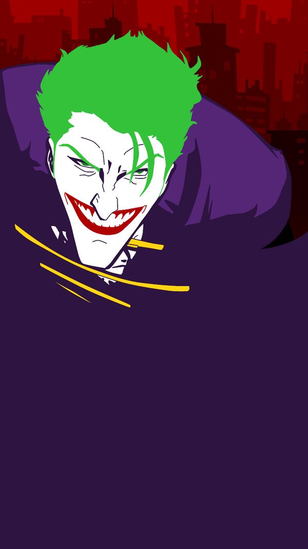Joker hd mobile wallpaper by eawart on deviantart - Art wallpaper hd for mobile ...