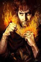 Old Gods: Loki by OFools