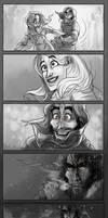 The Broken Man (mini comic)