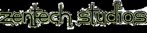 Zentech Studios Inc. Logo by GreenKissTheKirby