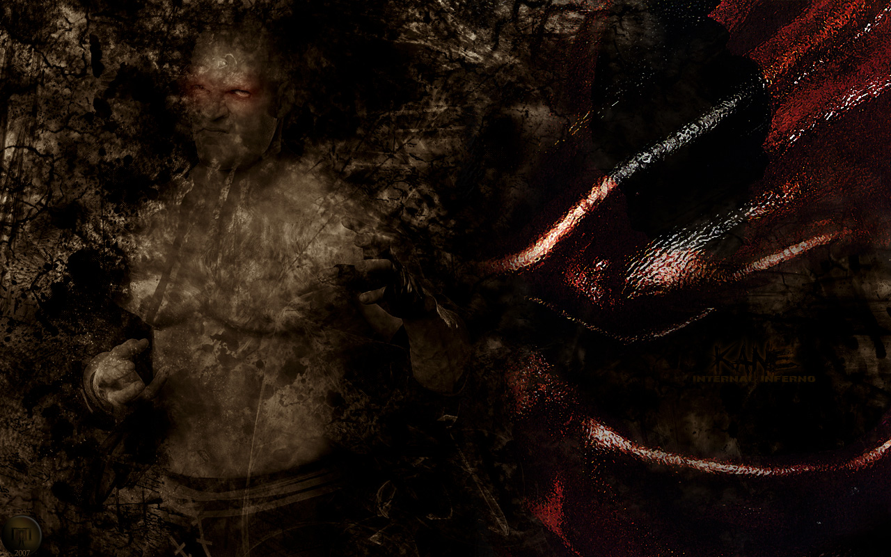 Internal Inferno - Kane by MarvelousMark