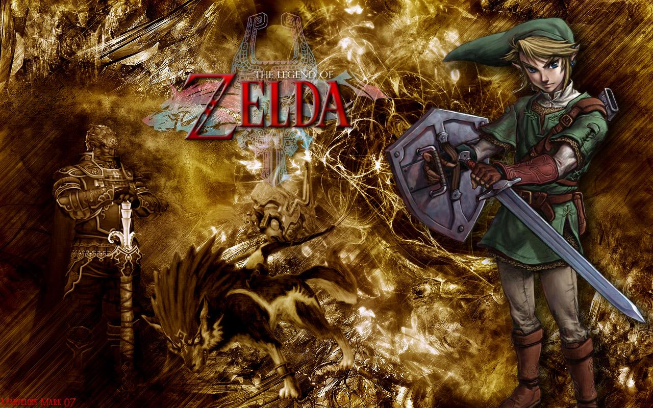 Legend Of Zelda Wallpaper by MarvelousMark Legend Of Zelda Wallpaper by MarvelousMark