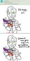 ASK SLAPPY - HPARMEDRAWS by Ask-Slappy