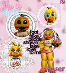Edit of Toy chica