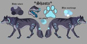 Shasta ref