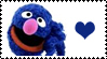 Grover Stamp by rfr67gal