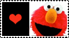 Elmo Stamp by rfr67gal