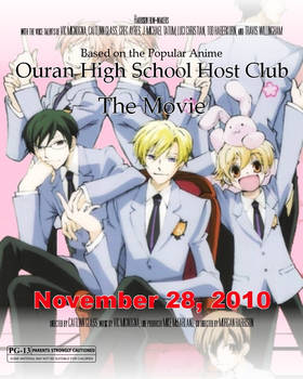 Ouran HSHC Movie by willyouloveme