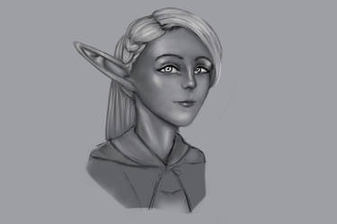 Dungeon meshi: Marcille by KindredCrusader
