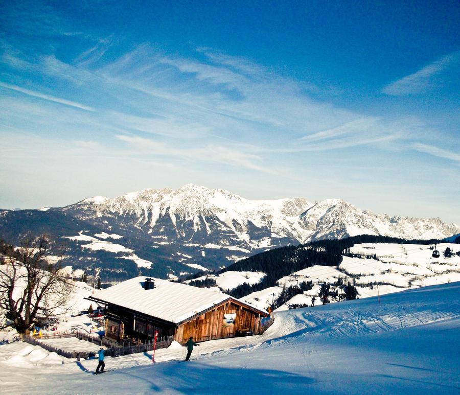 Alps by margaretaseewald