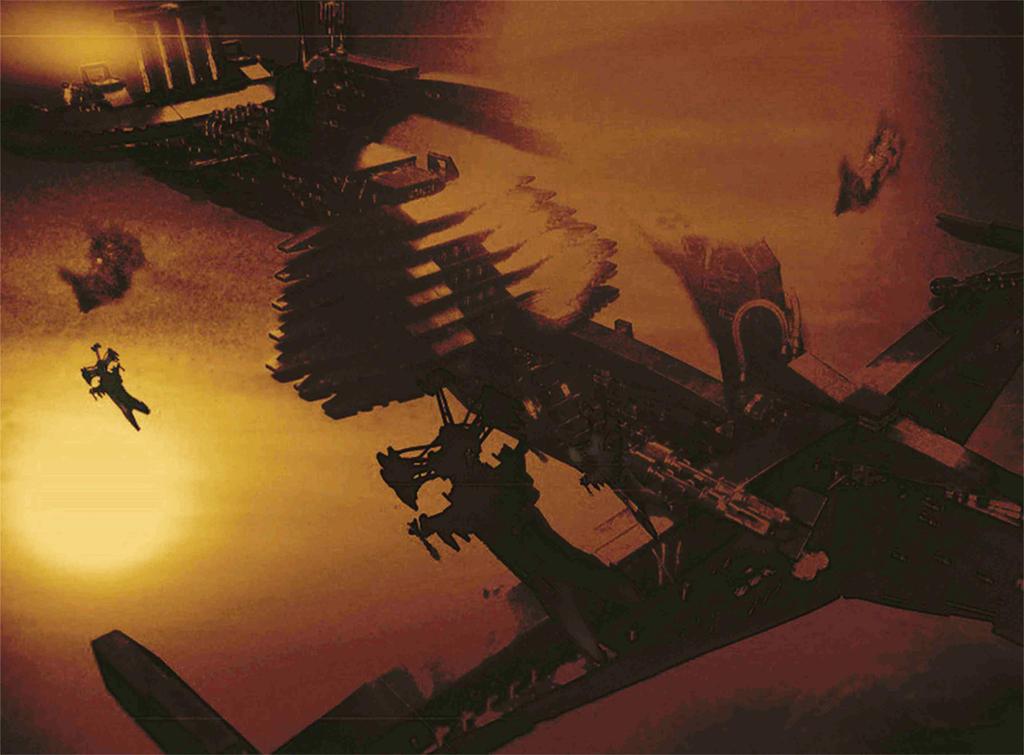 Draggone Starfleet by HelleneAfrofan