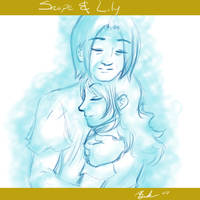 Snape's Happiness by Devain