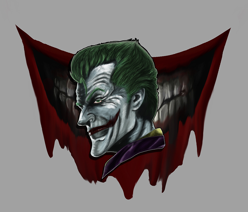 Joker's Smile by Devain