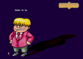 EB: Pig In A Suit by kittydemonchild