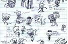 Random Doodles by kittydemonchild