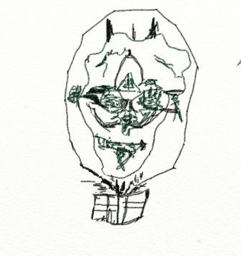 14. Lost in Eternity (Draft 1) - Detail by Aendryn