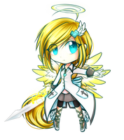 Angel Light (Gift) by snowbunny0820