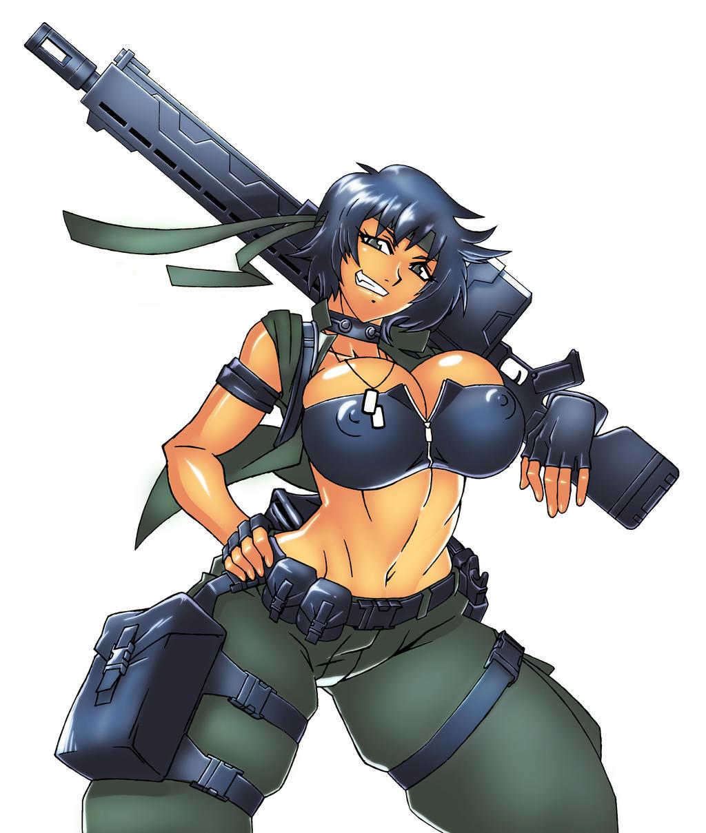Kat Soldier by MasterOkiAkai