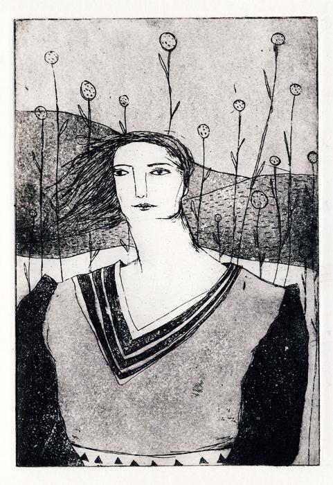 le vent aux cheveux by Absurdite
