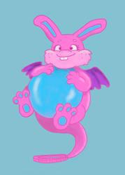 Easter Bunny Spindrift