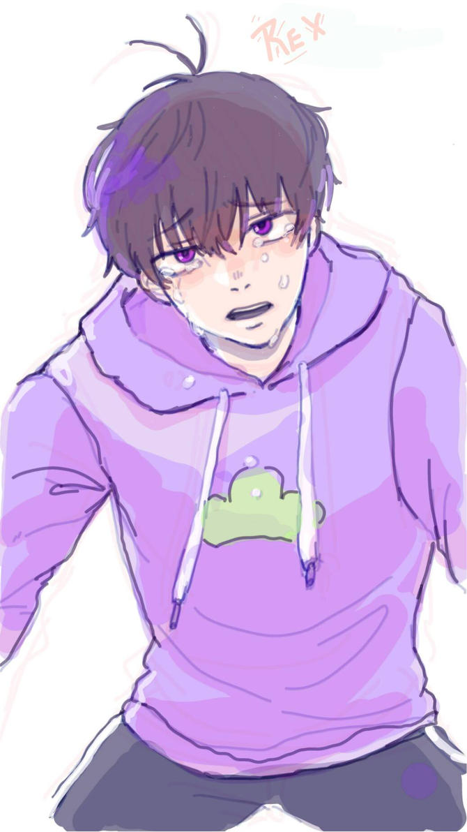 Anime Boy by Rexeren