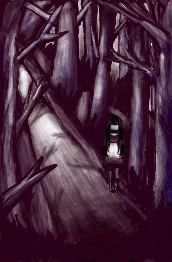 Alone~2 by Rexeren