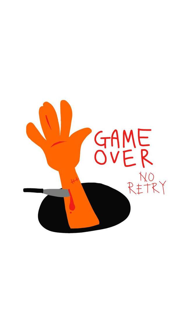 Game over by Rexeren