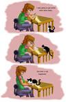 Cats Happen