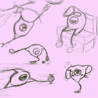 TOL Main Character Movements by kcday