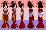 The Original Aladdin-Princess Turnaround