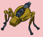 TOl Robospider by kcday