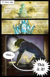 Faceless Part 2 Page 1 by kcday