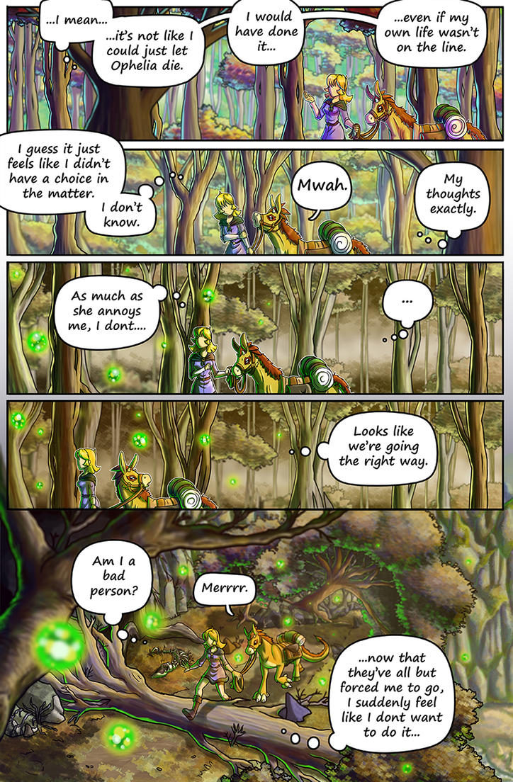 Faceless Part 2 Page 5 by kcday