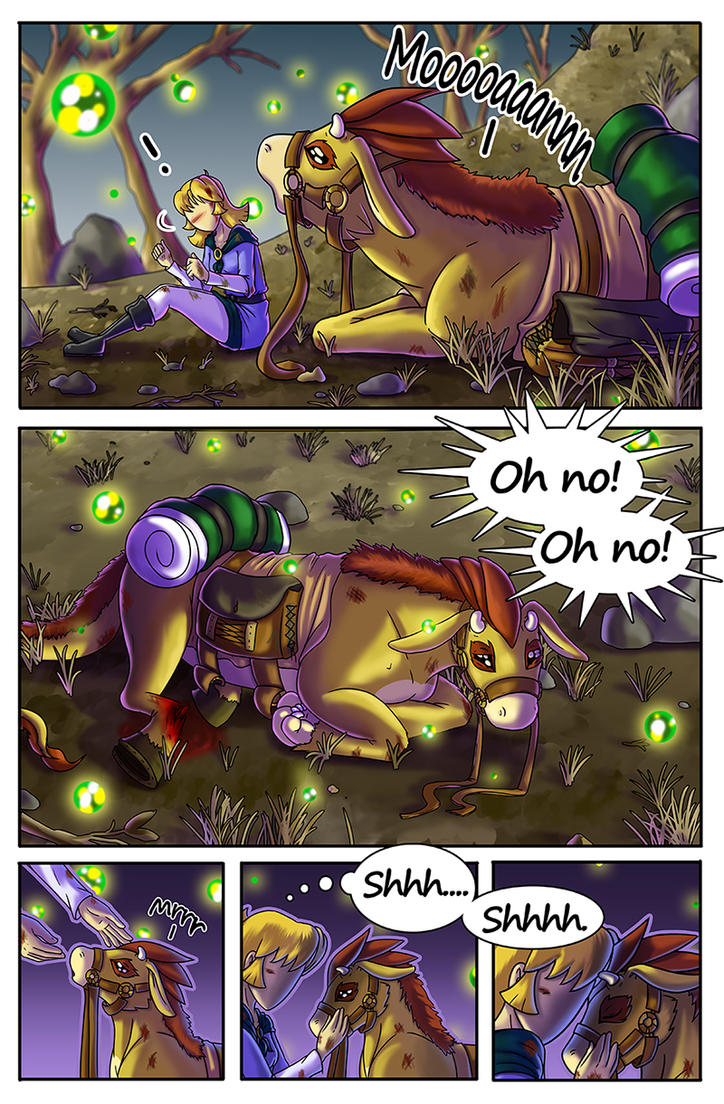 Faceless Part 2 Page 10 by kcday