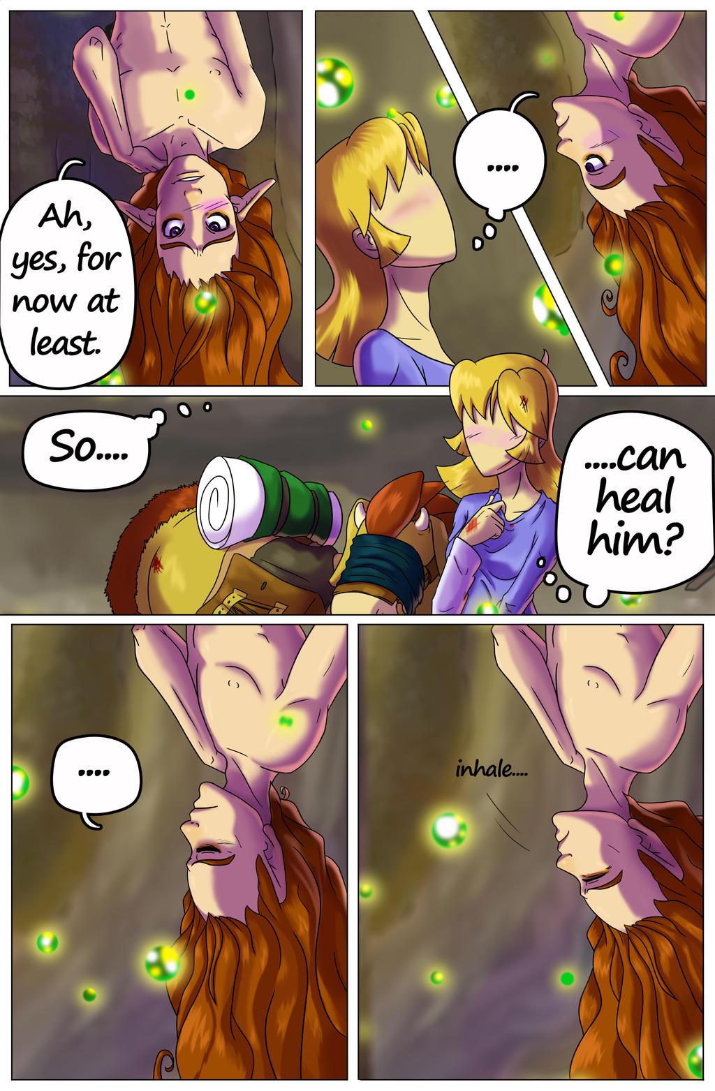 Faceless Part 2 Page 15