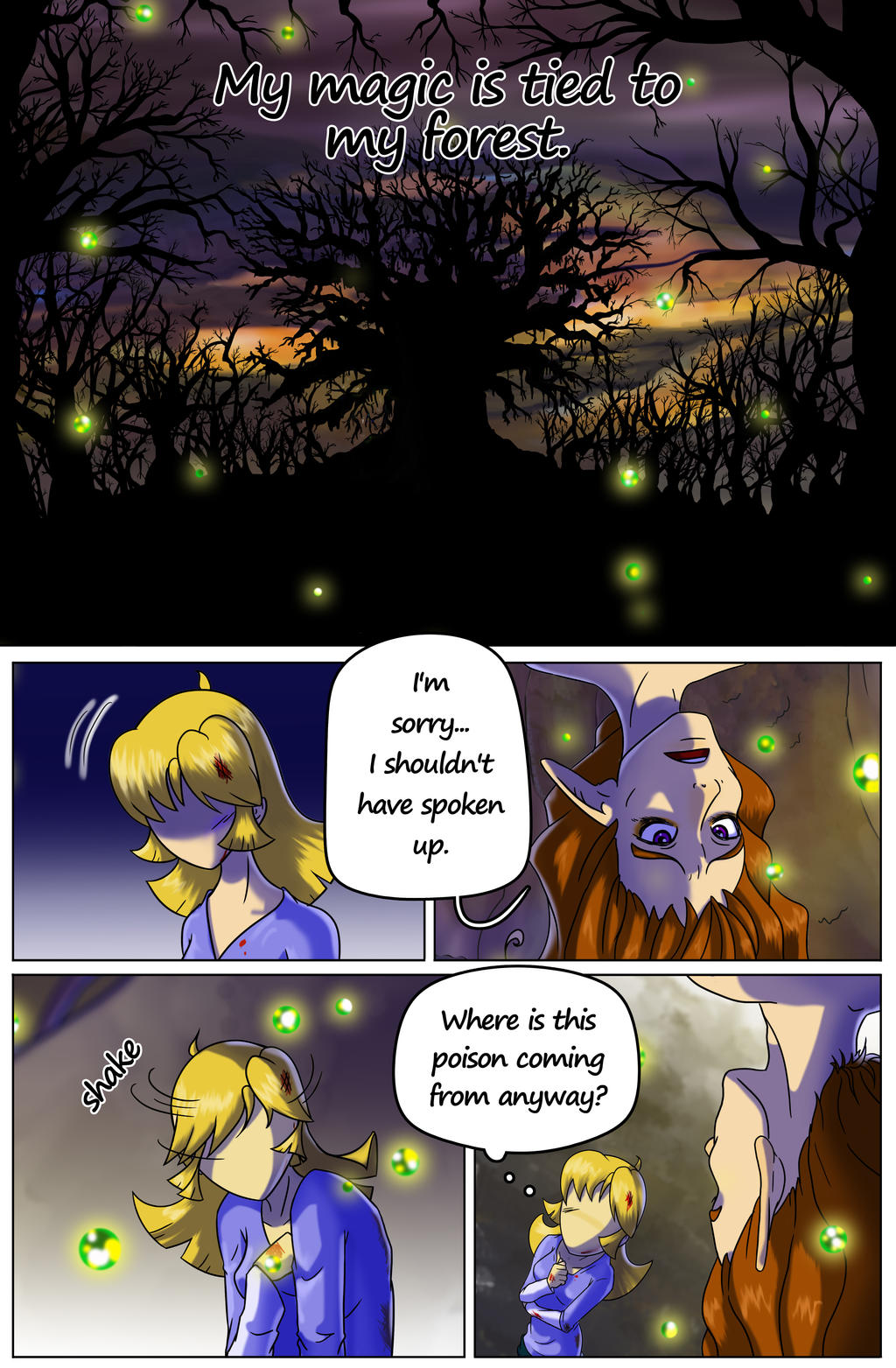Faceless Part 2 Page 16
