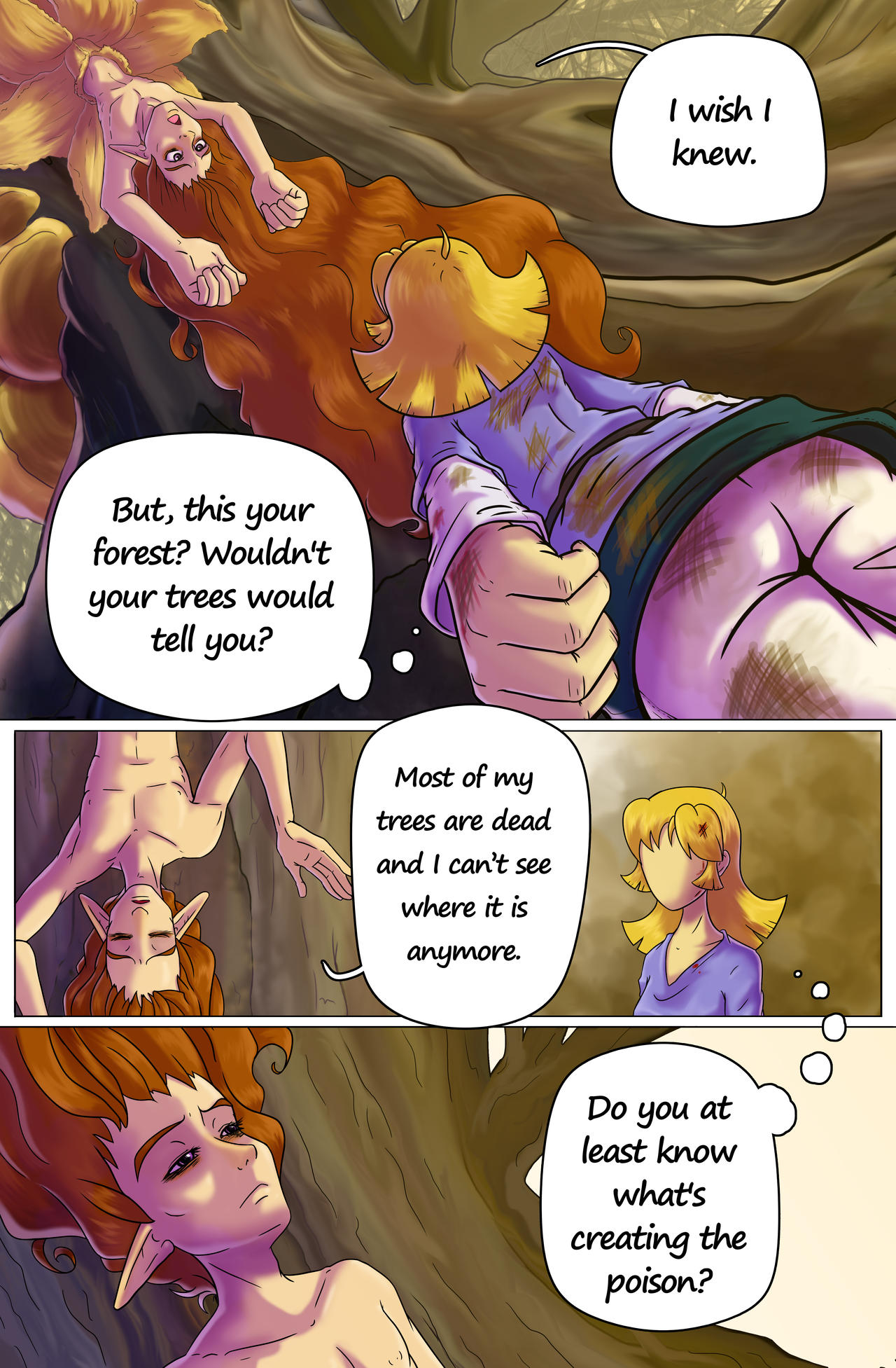 Faceless Part 2 Page 17 by kcday