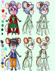 Marble the Mouse