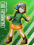 KND - Numbuh 86, Fanny Fulbright
