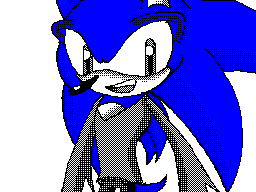 Rayan the Hedgehog drawing - Remake by QT-DespTH